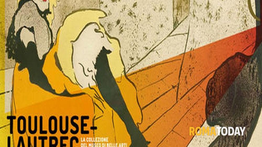 Toulouse lautrec all 39 ara pacis for Mostra toulouse lautrec