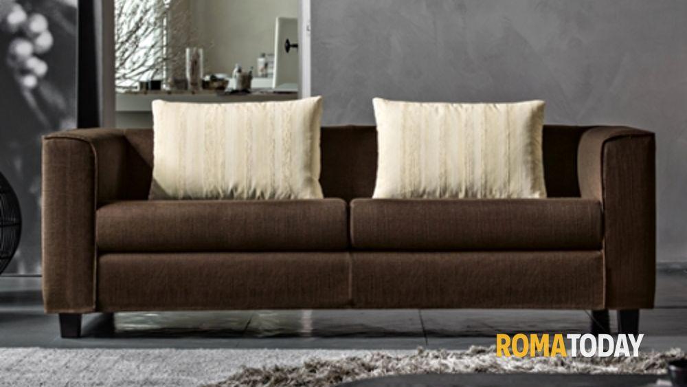 Poltrone sofa perugia divanoletto posti e pouf staccato - Pouf letto poltrone e sofa ...