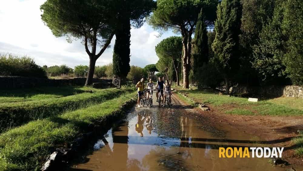 Appia Antica E Parco Degli Acquedotti Bike Tour