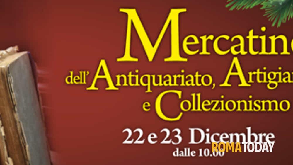 Mercatino natalizio a parco da vinci for Mercatino colleferro