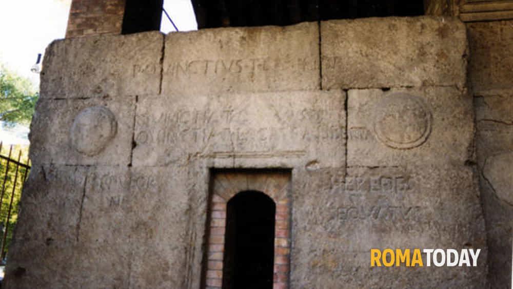 Da porta maggiore ai sepolcri di via statilia - Apertura porta di roma ...