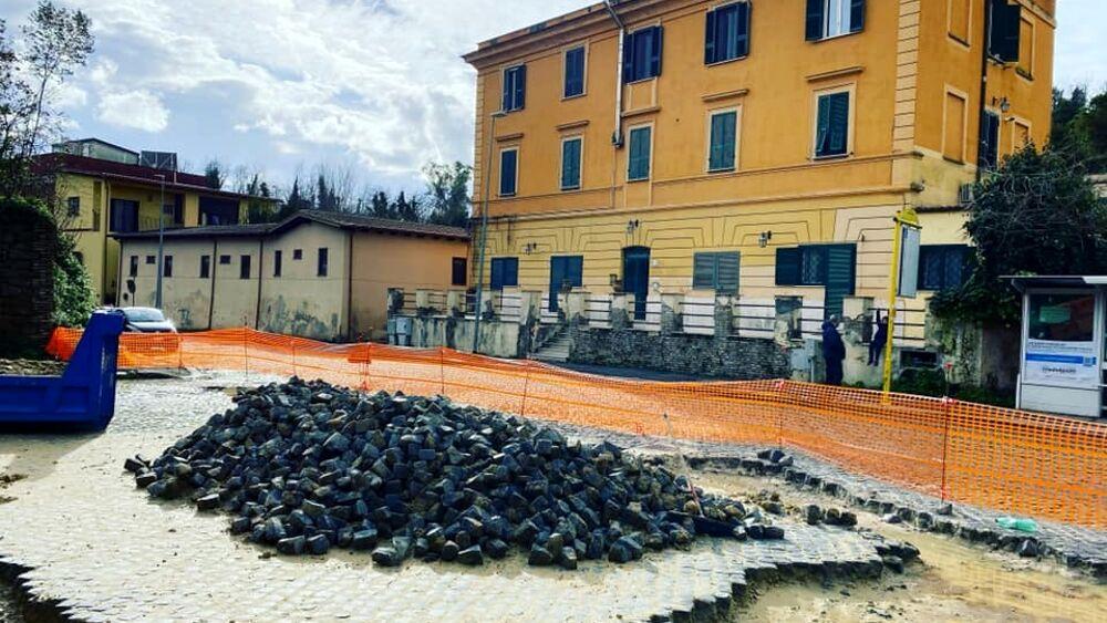 Valle Aurelia Rinasce Il Borghetto Dei Fornaciari Gioiello Di Roma
